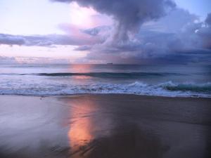 Redhead Beach Sunrise  08-04-13