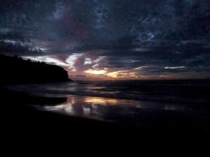 Redhead Beach Clouds 20-06-14