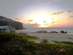 Redhead Beach  Sunrise 11-11-14