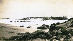 Redhead Beach 1945