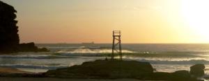 Redhead Beach surf 17-12-2014