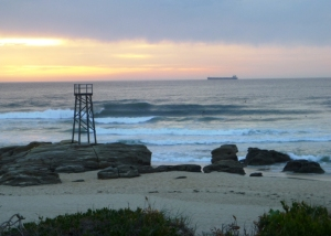 Redhead Beach surf 21-11-2014