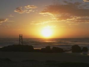 Redhead Beach surf 23-01-15