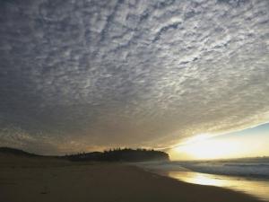 Redhead beach cloud blanket 14-04-15