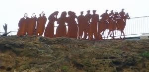 Newcastle Memorial walk 21-06-15