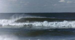 Redhead beach big wave 1998