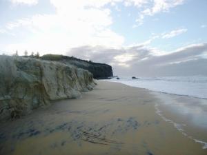 Redhead Beach erosion 15-05-15