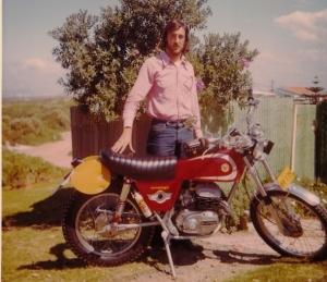Geoff Bultaco Matador 1972