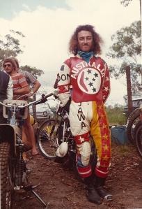 Don Howison Australia Speedway rider