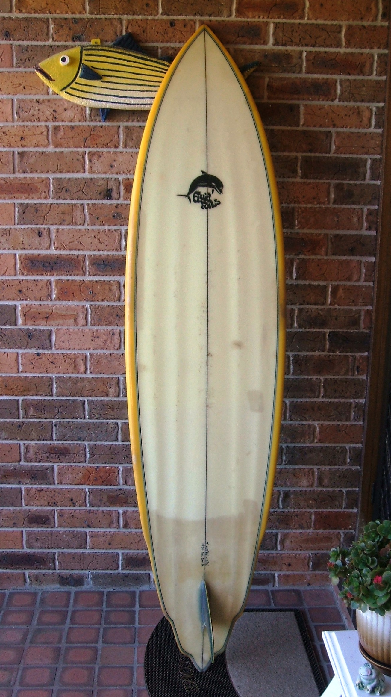 Channel Bottom Surfboards