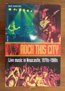 Rock this city book by Gaye Sheather